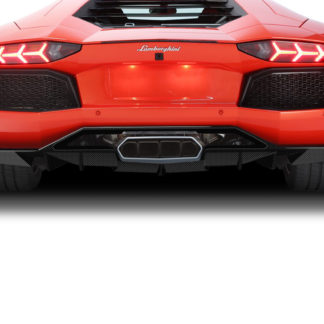 2011-2017 Lamborghini Aventador Carbon AF-1 Diffuser - 1 Piece ( CFP )