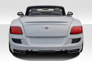 2011-2016 Bentley Continental GT Duraflex Eros Version 1 Trunk Wing Spoiler - 1 Piece