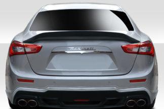 2014-2018 Maserati Ghibli Duraflex Azure Trunk Wing Spoiler - 1 Piece