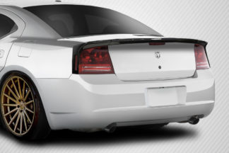 2006-2010 Dodge Charger Carbon Creations RKS Rear Wing Spoiler - 3 Piece