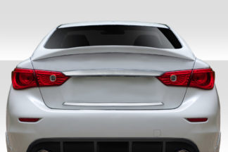 2014-2019 Infiniti Q50 Duraflex S-Line Wing Spoiler - 1 Piece