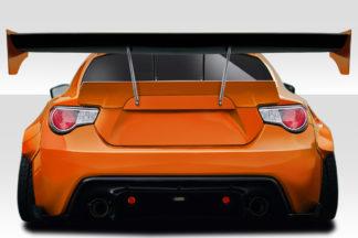 2013-2019 Scion FR-S Toyota 86 Subaru BRZ Duraflex GT500 V3 GT Swan Wing Spoiler - 1 Piece