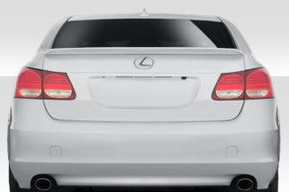 2006-2011 Lexus GS Series GS300 GS350 GS430 GS450 GS460 Duraflex I-Spec Wing Trunk Lid Spoiler - 1 Piece