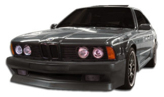 1976-1989 BMW 6 Series E24 Duraflex ZR-S Body Kit - 4 Piece