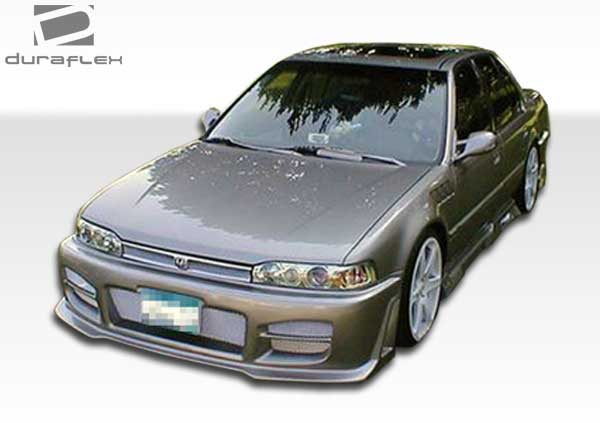 1990 1993 honda accord 2dr 4dr duraflex r34 body kit 4 piece 1990 1993 honda accord 2dr 4dr duraflex r34 body kit 4 piece