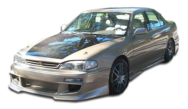 1992 1996 toyota camry 4dr duraflex swift body kit 4 piece 1992 1996 toyota camry 4dr duraflex swift body kit 4 piece