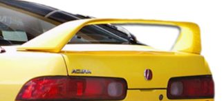 1994-2001 Acura Integra 2DR Duraflex Type R Wing Trunk Lid Spoiler - 1 Piece