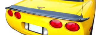 1997-2004 Chevrolet Corvette C5 Carbon Creations CV-G Wing Trunk Lid Spoiler - 1 Piece