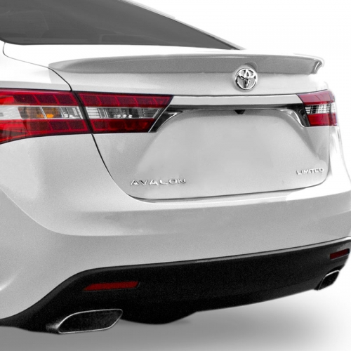 PAINTED FOR TOYOTA AVALON 2013-2016 FLUSH MOUNT ABS REAR SPOILER NEW  ALL COLORS