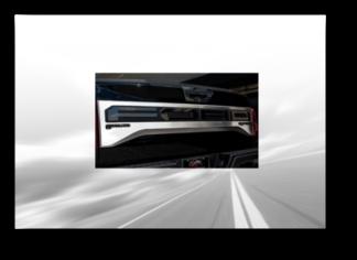 American Car Craft Tailgate Emblems - Caps - Inserts
