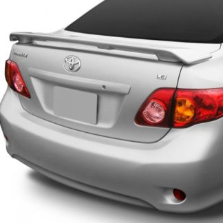 TOYOTA Corolla (09-13) Factory Style Pedestal Rear Deck Spoiler COR09