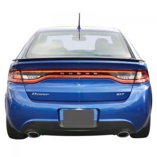 DODGE Dart (13-16) Factory Style Flush Mount Rear Deck Spoiler DART13-FM
