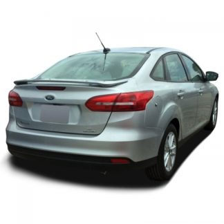 FORD Focus  4-Dr (ONLY) (15-18) Factory Style Pedestal Rear Deck Spoiler FOCUS15-PED