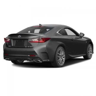 LEXUS RC (15-18) Factory Style Flush Mount Rear Deck Spoiler RC15-FM