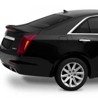 CADILLAC CTS  4-Dr (14-19) Factory Style Flush Mount Rear Deck Spoiler SA-CTS14-FM