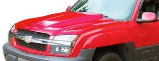 2002-2006 Chevrolet Avalanche (with body cladding) Duraflex Cowl Hood – 1 Piece