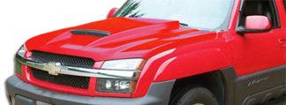 2002-2006 Chevrolet Avalanche (with cladding) Duraflex Ram Air Hood - 1 Piece