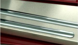 Doorsills Inner Satin 2pc |1997-2004 Chevrolet Corvette