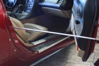 Vent Grilles Laser Mesh Front Brake 2pc |1997-2004 Chevrolet Corvette