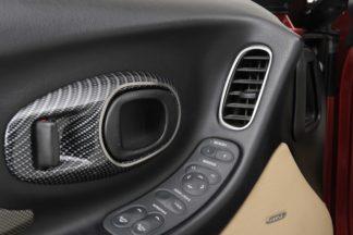 Door Handle Trim Satin 2pc |1997-2004 Chevrolet Corvette