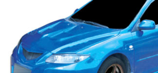 2003-2008 Mazda 6 Duraflex Skylark Hood - 1 Piece (Overstock)