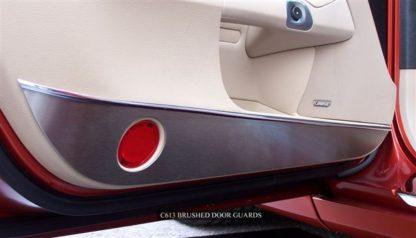 Door Guards Satin |2005-2013 Chevrolet Corvette