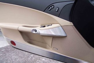 Knee Guard Satin Driver Side |2005-2013 Chevrolet Corvette