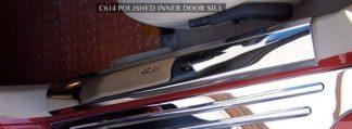 Doorsills Polished Inner |2005-2013 Chevrolet Corvette