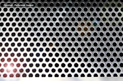 Exhaust Filler Panel Borla Sport Oval Quad Perforated |2005-2013 Chevrolet Corvette
