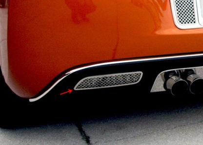 Reverse Light Covers Laser Mesh |2005-2013 Chevrolet Corvette