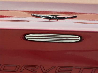 5th Brake Light Trim Billet Style  2005-2013 Chevrolet Corvette