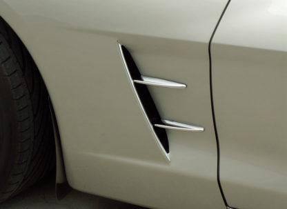 Spears Chrome Retro Side 4pc |2005-2013 Chevrolet Corvette