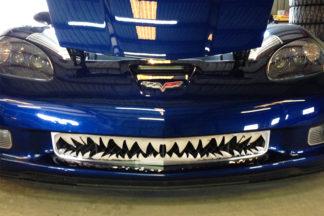 Shark Tooth Grille Polished |1988-2013 Chevrolet Corvette