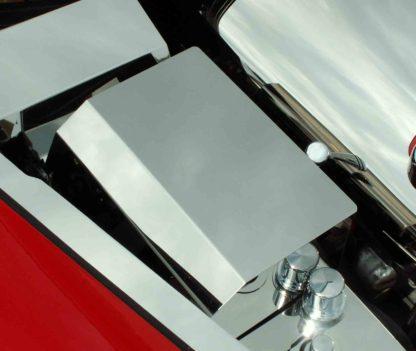 Fuse Box Polished  2005-2013 Chevrolet Corvette