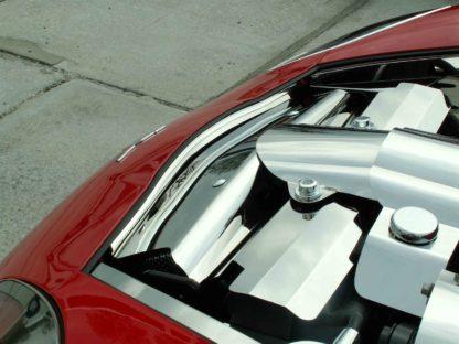 Nose Cap Front Polished Component  2005-2013 Chevrolet Corvette