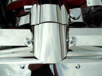 Air Tube Cover  Polished Component C6 |2005-2007 Chevrolet Corvette