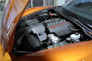 Throttle Body Cover Polished LS3 |2008-2013 Chevrolet Corvette