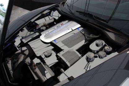 Plenum Cover Perforated Low Prof ONLY w/ ;043051; 043052; 043053 |2008-2013 Chevrolet Corvette