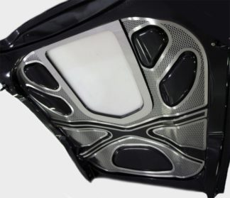 Hood Panel Perforated ZR1 |2009-2013 Chevrolet Corvette