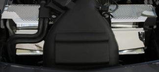 Radiator Cover Perforated 2pc ZR1 |2009-2013 Chevrolet Corvette