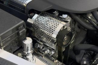 Alternator Cover Perforated ZR1 |2009-2013 Chevrolet Corvette