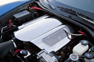 Plenum Cover Polished Low Prof ONLY w/043086