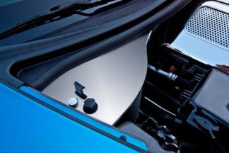 Oil Dry Sump Cover Polished |2006-2013 Chevrolet Corvette