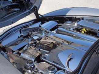 Plenum/Throttle Body/Radiator Cover 4pc Designer Series |2005-2007 Chevrolet Corvette