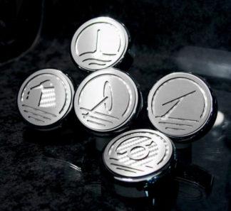 Cap Cover Set Carbon Fiber Executive Series Automatic 5pc |1997-2013 Chevrolet Corvette