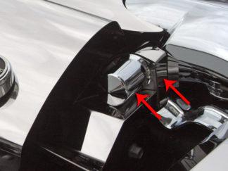 Throttle Body Motor Cover w/cap (option for #043101) |2005-2007 Chevrolet Corvette