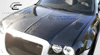 2005-2010 Chrysler 300 300C Carbon Creations Executive Hood - 1 Piece ( Overstock)