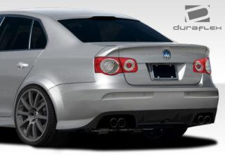 2005-2010 Volkswagen Jetta Duraflex R-GT Wing Trunk Lid Spoiler - 3 Piece
