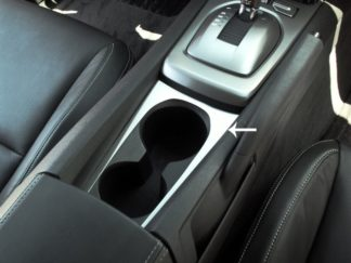 Cup Holder Trim Plate Satin 2010-2015 Chevrolet Camaro