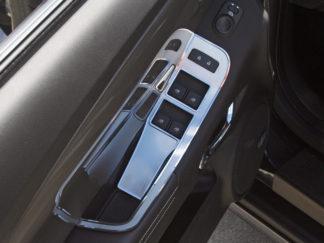 Door Handle Pull/Switch Deluxe Trim Plates CONVERTIBLE 2011-2015 Chevrolet Camaro